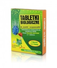 Bioloogilised tabletid 4 tk