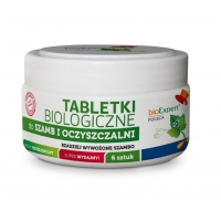 Bioloogilised tabletid 6 tk