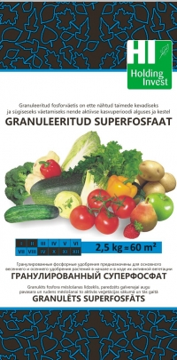 Granuleeritud Superfosfaat 1 kg